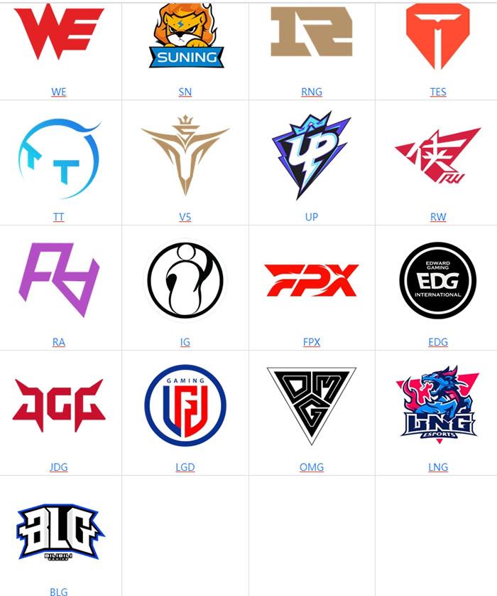 lpl-summer-2021-team